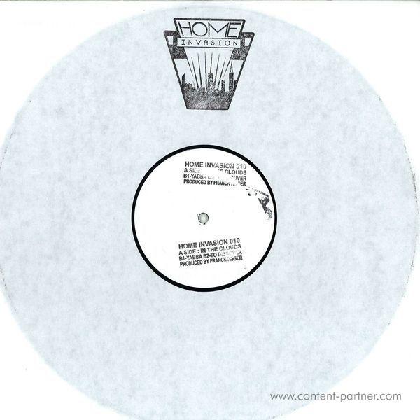 Franck Roger - Home Invasion - #010 (Back)
