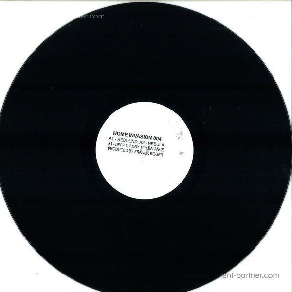 Franck Roger - Home Invasion #4 (Back)