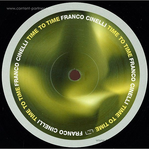 Franco Cinelli - Time To Time