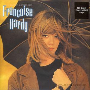 Francoise Hardy - Francoise Hardy (Ltd. numb. Ed. LP, clear vinyl)