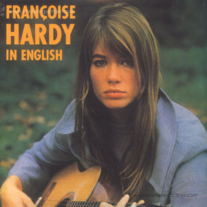 Francoise Hardy - In English (LP)