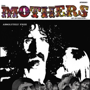 Frank Zappa - Absolutely Free (2LP)
