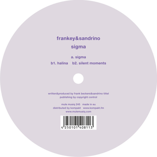 Frankey & Sandrino - Sigma