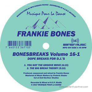 Frankie Bones - Bonesbreaks Volume 16-1