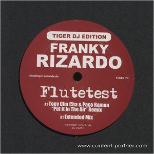 Franky Rizardo - flutetest