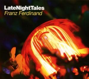 Franz Ferdinand - Late Night Tales (CD+MP3)