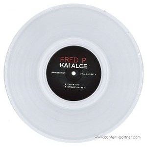 Fred P / Kai Alice - Finale Sessions Select Vol. 1 Transp.10'