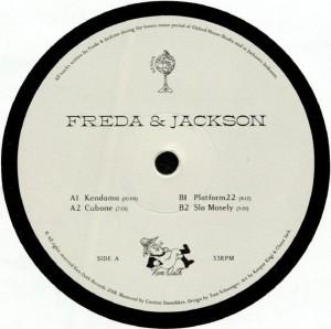 Freda & Jackson - Freda & Jackson EP