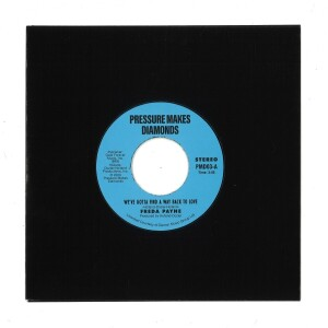 Freda Payne - We've Gotta Find A Way... / Two Wrongs...