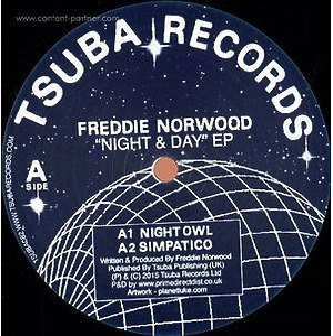 Freddie Norwood - Night & Day EP