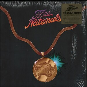 Free Nationals - Free Nationals (Gold Nugget Vinyl 2LP)