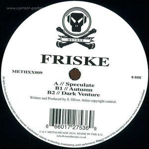 Friske - Speculate Ep