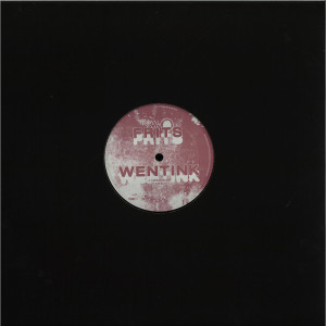 Frits Wentink - Space Babe EP (Back)