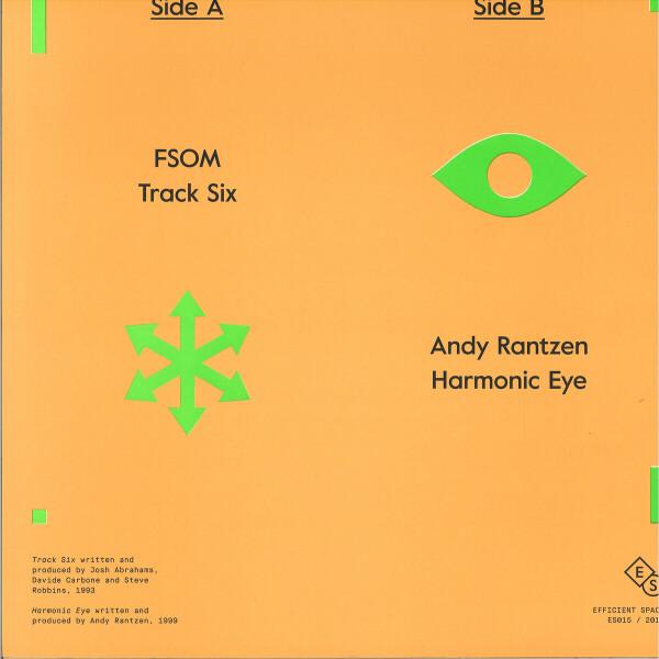 Fsom / Andy Rantzen - Track 6 / Harmonic Eye (Back)