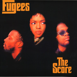 Fugees - The Score (Ltd. 180g 2LP Orange Vinyl)