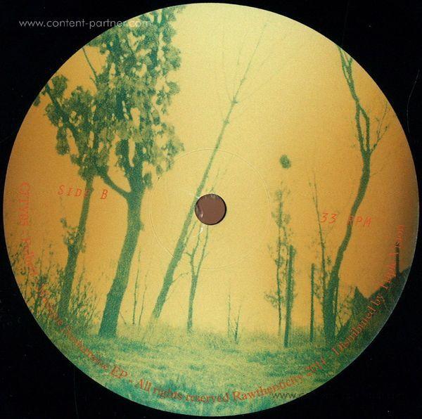 Fulbert - Musique Souterraine EP (Back)