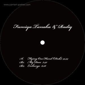 Fumiya Tanaka & Radiq - SND005 EP