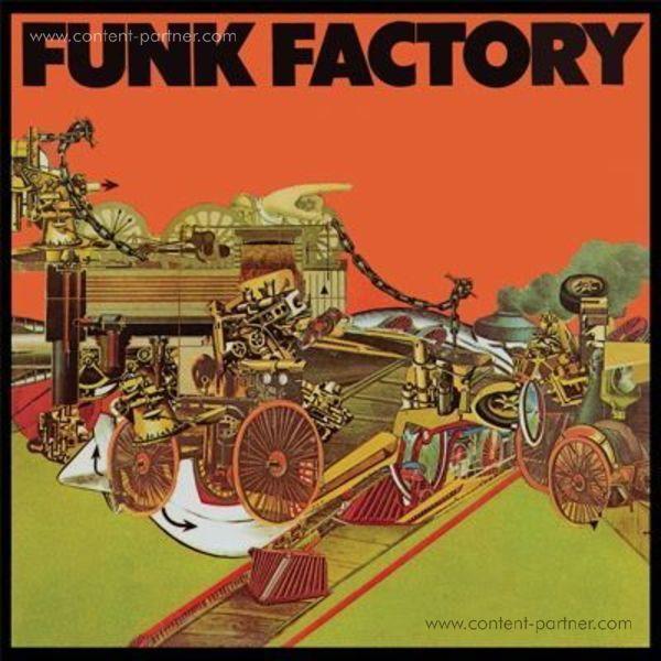 Funk Factory - Funk Factory LP