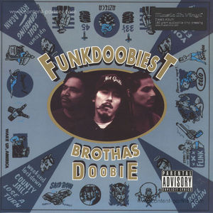 Funkdoobiest - Brothas Doobie (LP)
