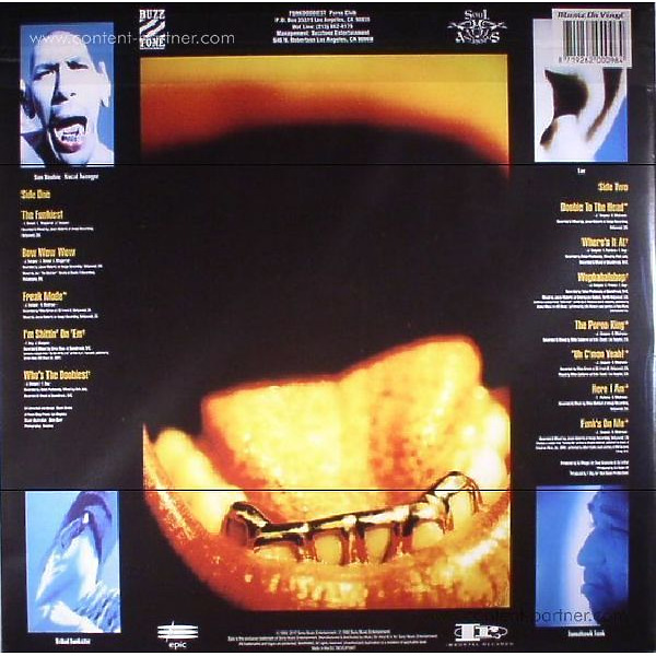 Funkdoobiest - Which Doobie U B (LP) (Back)