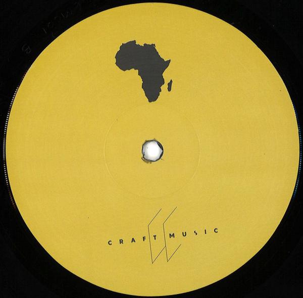 Funkyjaws - Afrojaws EP