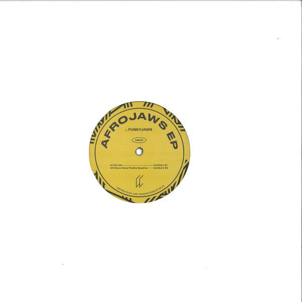 Funkyjaws - Afrojaws EP (Back)