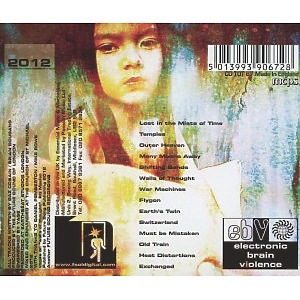 Future Sound Of London - From The Archives Vol.7 (Back)