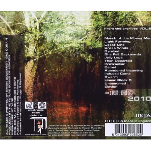 Future Sound Of London,The - From The Archives Vol.6 (Back)