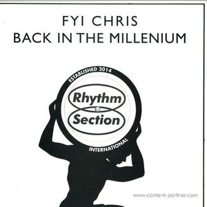 Fyi Chris - Back In The Millenium