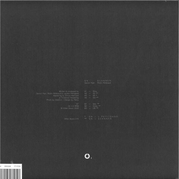 GEINS'T NAÏT & SCANNER - GN / SCANNER (Back)