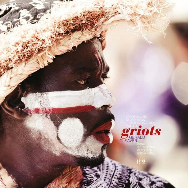 GERALD CLEAVER - GRIOTS