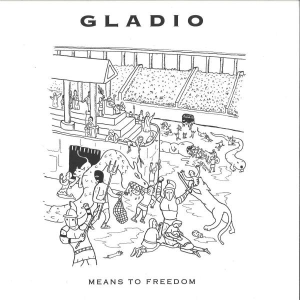 GLADIO (Legowelt) - MEANS TO FREEDOM