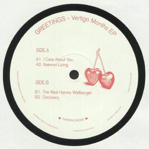 GREETINGS - Vertigo Months EP