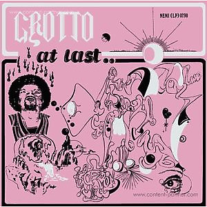 GROTTO - At Last (LP)