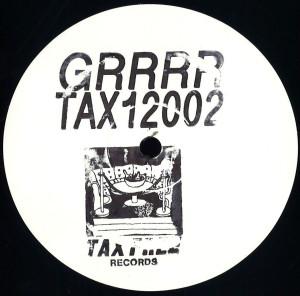 GRRRR - TAX12002