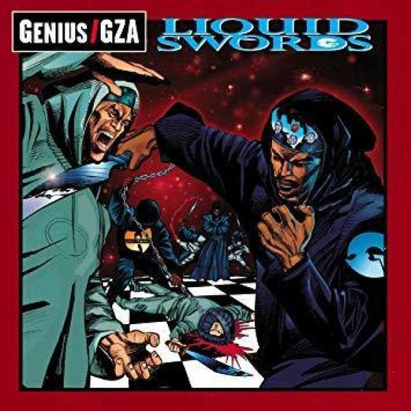 GZA - Liquid Swords (Marvel Editon 2LP)