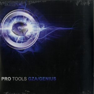 GZA/Genius - Pro Tools (Blue Vinyl 2LP)