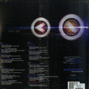 GZA/Genius - Pro Tools (Blue Vinyl 2LP) (Back)