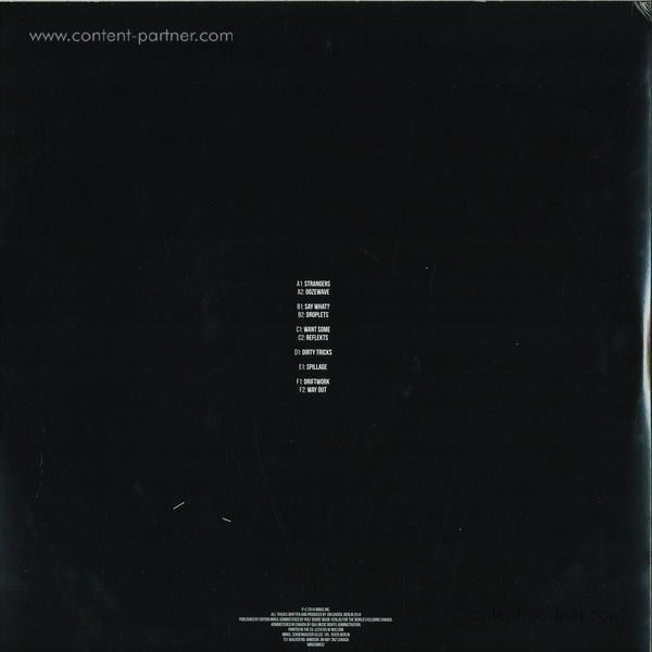 Gaiser - False Light (Back)