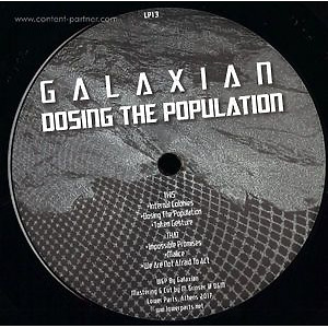 Galaxian - Dosing The Population
