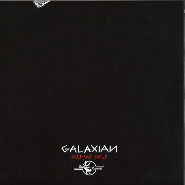 Galaxian - Self/No-Self I - Path Of Deviation (Back)