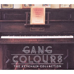 Gang Colours - The Keychain Collection
