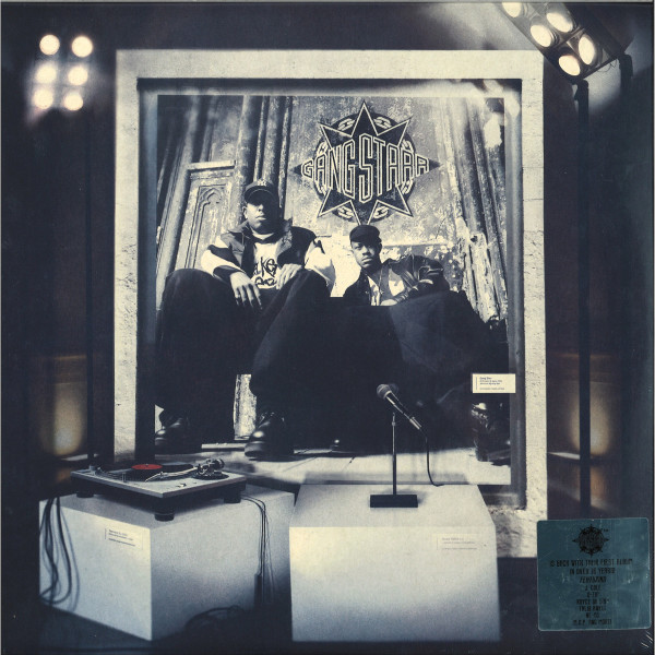 Gang Starr - One Of The Best Yet (2LP)