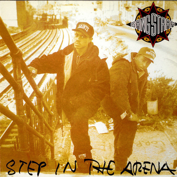 Gang Starr - Step In The Arena (Ltd. 2LP Reissue)