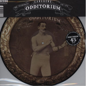 Gangrene (The Alchemist & Oh No) - The Odditorium (Picture Disc)