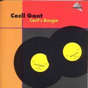 Gant,Cecil - Cecil's Boogie