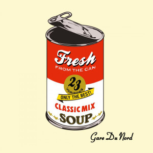 Gare Du Nord - Fresh From The Can (Ltd. transp. 180g 2LP)