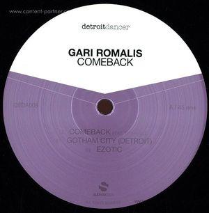 Gari Romalis - Comeback (Vinyl Only)