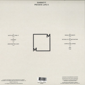 Garrett - Private Life II (Back)
