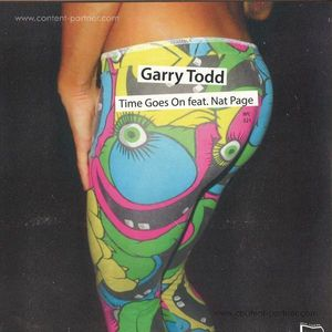 Garry Todd - Time Goes On (feat. Nat Page)